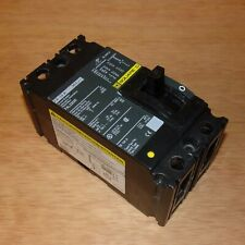 Square D 2-Pole 240Vac/250Vdc 20A Circuit Breaker Fal22020