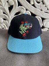 Vintage EVERETT AQUASOX Minor League Baseball NEW ERA 5950 Fitted Hat Size 7 1/2