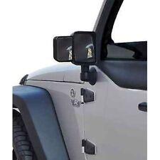 Rampage 8605 Custom Mirror Extension Pair fits 07-13 Wrangler JK Pair