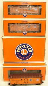 Lionel 6-11874 PFE Steel-Sided Reefer Car 3-Pack LN/Box