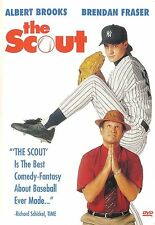 The Scout ~ Albert Brooks Brendan Fraser ~ DVD WS ~ FREE Shipping USA
