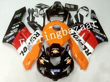 Fit for CBR1000RR 2004 2005 Black Orange Red Repsol ABS Injection Fairing Kit