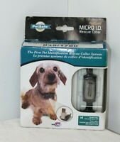 PetSafe Micro I.D. RESCUE COLLAR PREMIUM SERIES AID17-11243 Small to 16'