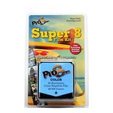 Super 8 Camera Film Test Kit ( New )
