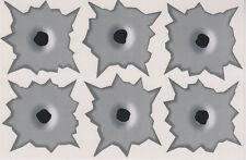HD Series .38 Caliber Bullet Holes Multi-Decal Sheet   D473