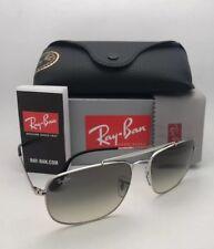 c67990c6e9c RAY-BAN Sunglasses THE COLONEL RB 3560 003 32 58-17 Silver Aviator