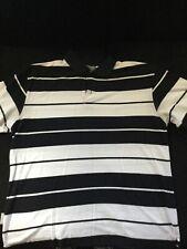 Joker Brand polo men size 2XL black and white