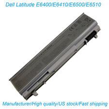 Laptop Battery For Dell Latitude E6510 PT434 E6400 E6410 E6500 6 Cell New