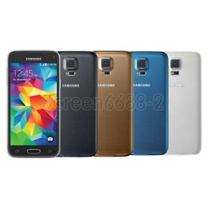 Samsung Galaxy S5 SM-G900 16GB Unlocked Smartphone AT&T T-Mobile Verizon Sprint