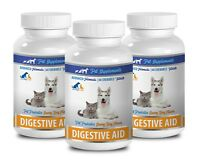 dog probiotics digestive enzymes -PET DIGESTIVE AID-DOGS AND CATS 3B- probiotic