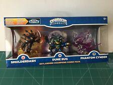 Sylanders Champions combo pack v3-smolderdash & Dune Bug & Cynder neu see photo