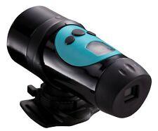 New WaterProof Action 1.3M Pixel AVI SDHC Card 32GB Blue/Black 720p HD Camera