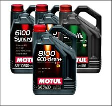 5liter 5ltr. Motul 8100 Eco-clean + OLIO MOTORE 5W-30 olio, FORD MAZDA JAGUAR