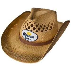 Corona Extra Cowboy Hat Beige