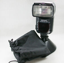 Neewer Speedlite 750II TTL Flash with LCD Display for Nikon DSLRs