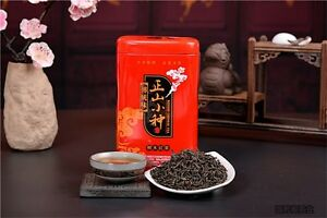 200g Lapsang Souchong Oolong Tea Gift Package Health Slimming Organic Black Tea