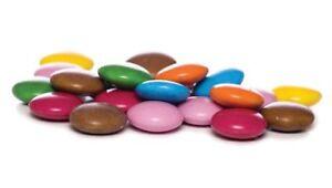 REAL MILK CHOCOLATE BEANS  250g   FREE P&P