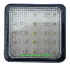 MOTORHOME CAMPERVAN 25 WHITE LED INTERIOR/EXTERIOR WATERPROOF LIGHT 12/24V DC