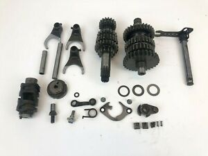 2007 2008 2009 Suzuki RMZ 250 RMZ250 OEM Transmission Input Output Forks Gears