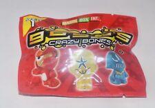 Crazy Bones Gogos Series 1 UNOPENED PACK #2