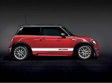Mini Cooper SIDE Stripes Graphic Decals  FIts All YRs & MODELS
