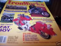 Iron Works Magazine Oct 1994 Revived Indian Prototype