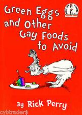 Dr. Seuss Funny Gay Refrigerator / Tool Box / Magnet Gift Card Insert