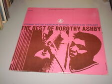 DOROTHY ASHBY - THE BEST OF DOROTHY ASHBY - 1972 PRESTIGE RECORDS -  MADE IN USA
