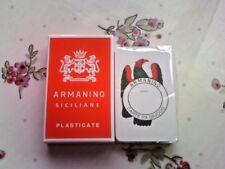 New Italian playing cards Fratelli ARMANINO SICILIANE Sicilian-Scopa-Tressette
