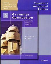 Grammar Connection 2-Teacher's Annota Ed/ActIv Bank and Presentation Tool CD-ROM