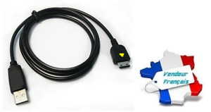 Cable USB, Datos, Transferencia De PC ~ Samsung S3030/U900 Soul /J150 /J200