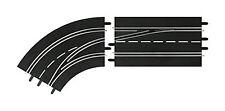 Carrera Digital 132 / 124 Track Change Curve Left Exterior to Interior 30363