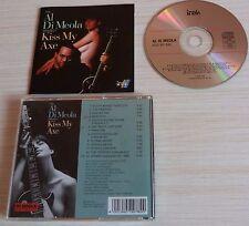 CD ALBUM THE AL DI MEOLA PROJECT KISS MY AXE 13 TITRES 1991 INAH