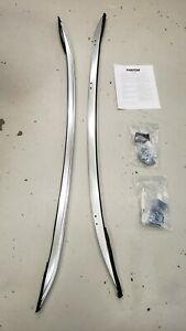 New Genuine OEM 2020 Mazda CX-30 Roof Rack Side Rails DGH9-V3-830