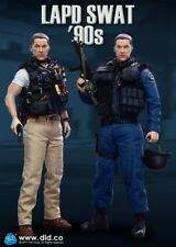 DID LAPD SWAT 90's Kenny SPEED 1/6 Action Figure Keanu Reeves