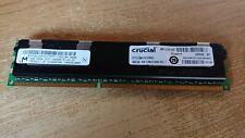 4GB Crucial Micron PC3-10600R memory