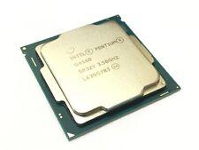 NEW Intel Pentium G4560 3.5GHz 3M Cache Dual-Core CPU 54W SR32Y LGA1151 TRAY