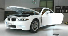 Coche de automodelismo y aeromodelismo color principal blanco BMW