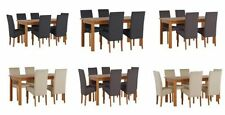 Argos Pine Table & Chair Sets