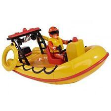 Simba Feuerwehrmann Sam Neptune Boot mit Figur Spielzeugfiguren Spielwelten