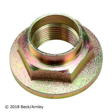 Axle Nut Front,Rear Beck/Arnley 103-0519