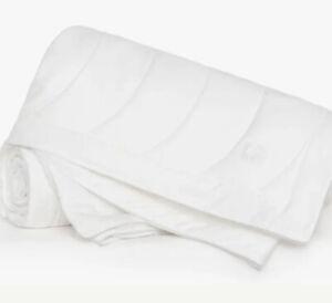 Buffy Breeze Comforter Duvet Insert Queen  Size White Cooling Eucalyptus Fabric