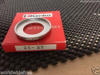 Kenko 25mm-37mm  METAL Step Up Ring Made in Japan