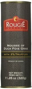 Rougie Mousse of Duck Foie Gras with Truffle - 11.2 oz - Not For Sale in CA