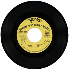 """JIMMY HUFF  """"(LOVER) NEVER LEAVE ME c/w TAKE MY HAND""""  DEMO  NORTHERN SOUL"""