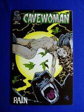 Cavewoman Rain 4: Bud Root. Caliber Comics  VFN