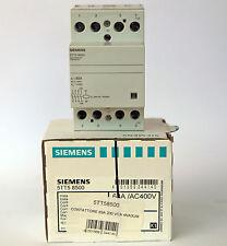 Contattore Siemens 5TT58500 63A 230V VCA 400V