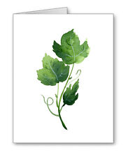 Ivy Note Cards With Envelopes