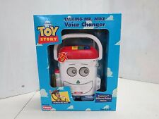 SEALED Toy Story 2 Talking Mr. Mike Voice Changer Disney 1999  23516