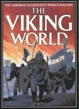 Viking World (Usborne Illustrated World History),Philippa Wingate, Anne Millard